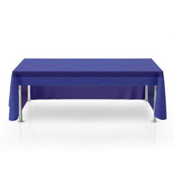 3-sided custom table cover