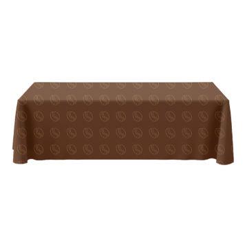 4-sided custom table cover